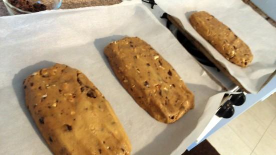 biscotti loaf