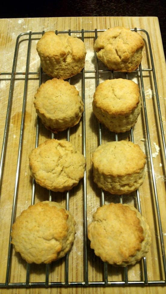 cooling scones
