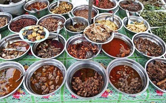 Burma-food