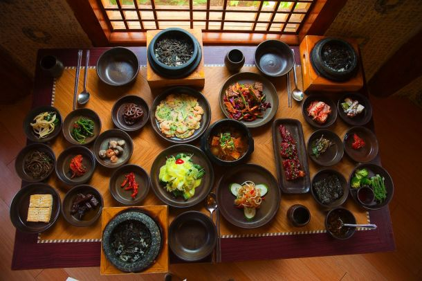 korean-meal