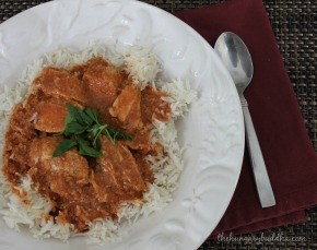 Better with Butta?: Butter Chicken or Murgh Makhanni