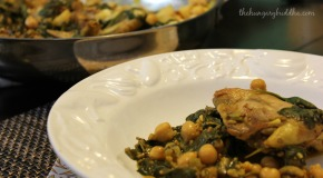 It's Easy Eating Green: Ghormeh Sabzi, or Iranian Green Stew
